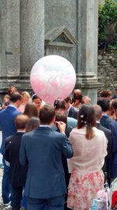 Volo palloncini sequenza 2