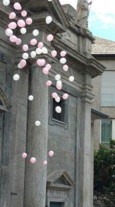 Volo palloncini sequenza 4