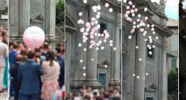 Composizioni palloncini – volo palloncini