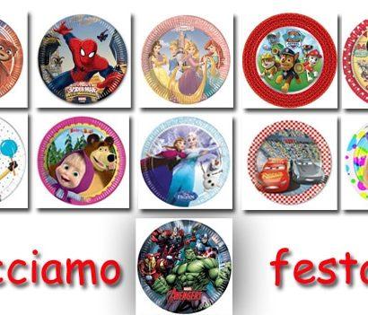 Coordinati feste bambini a Como